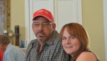 Tony and Sandy McClain